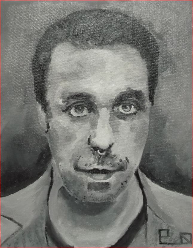 Till Lindemann by Picapenko